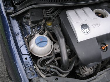 Oil and Water Under The Bonnet Checks